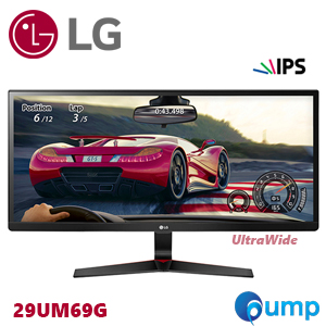 "LG 29UM69G 29"" UltraWide Full HD IPS Gaming Monitor"