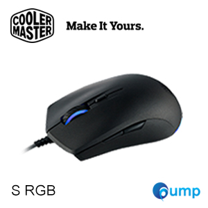 จำหน่าย-ขาย Cooler Master MasterMouse S RGB Gaming Mouse