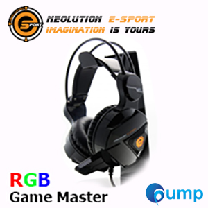 จำหน่าย-ขาย Neolution E-sport Game Master Pro Stereo Gaming headset