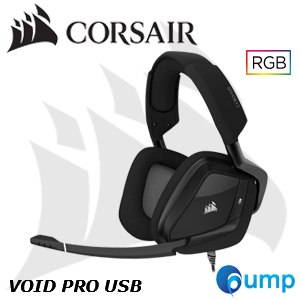 จำหน่าย-ขาย Corsair VOID PRO USB RGB Dolby 7.1 Gaming Headset (Black)