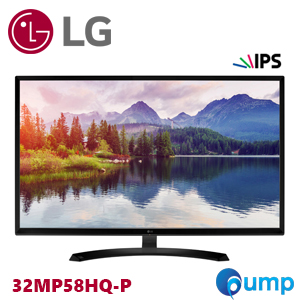 จำหน่าย-ขาย LG 32MP58HQ-P: 32 Inch Class Full HD IPS LED Monitor