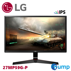 จำหน่าย-ขาย LG 27MP59G-P: 27 Inch Class IPS LED Gaming Monitor (27