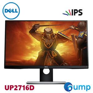 Dell UP2716D UltraSharp 27 Monitor IPS with PremierColor