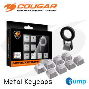 จำหน่าย-ขาย Cougar Metal Keycaps - Mechanical Gaming Keyboard Keycaps