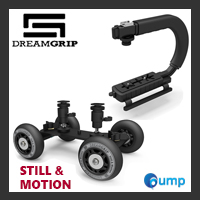 DreamGrip Still & Motion is the universal modular