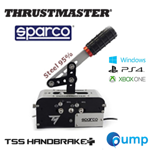 จำหน่าย-ขาย Thrustmaster TSSH SEQUENTIAL SHIFTER and HANDBRAKE SP For PC
