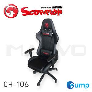 ขาย Marvo Scorpion Ch 106 Ergonomic Gaming Chair Black
