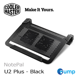 จำหน่าย-ขาย Cooler Master NotePal U2 Plus - Black