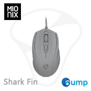 จำหน่าย-ขาย Mionix Castor Shark Fin Optical Gaming Mouse - Gray