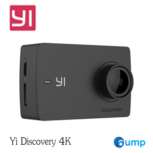 Yi Discovery 4K Action Camera - ฺBlack
