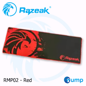 Razeak RMP02 Gaming Mouse Pad - Red