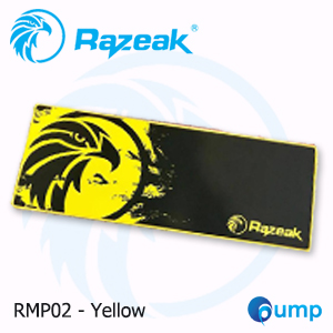 Razeak RMP02 Gaming Mouse Pad - Yellow