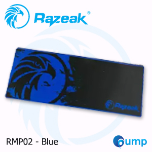 Razeak RMP02 Gaming Mouse Pad - Blue