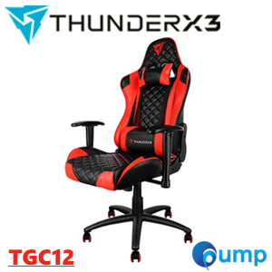 ThunderX3 TGC12 Gaming Chair - Black/Red
