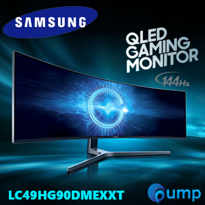 "Samsung LC49HG90DMEXXT 49"" QLED CURVED 144Hz"