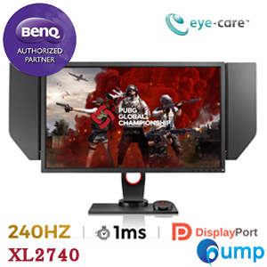จำหน่าย-ขาย BenQ ZOWIE XL2740 240Hz 27 inch e-Sports Monitor