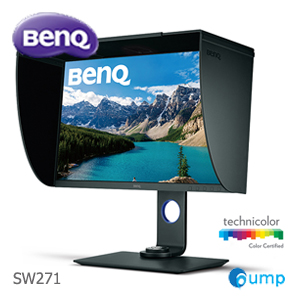 จำหน่าย-ขาย BenQ SW271 4K 27 inch Photographer Monitor