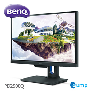 "จำหน่าย-ขาย BenQ PD2500Q LED 25"" 2K Designer Monitor"