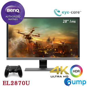จำหน่าย-ขาย BenQ EL2870U 27.9 inch 4K HDR Video Enjoyment Monitor