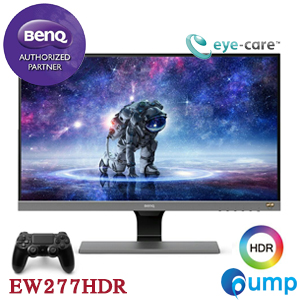 จำหน่าย-ขาย BenQ EW277HDR 27 inch Full HD HDR Video Enjoyment Monitor