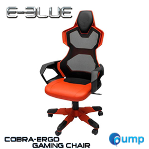 E-Blue Cobra - ERGO Gaming Chair Red (307)