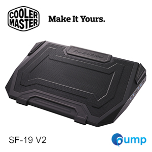 จำหน่าย-ขาย Cooler Master Cm Storm SF-19 V2 Gaming Laptop Cooling Stand 19