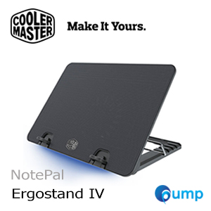 CoolerMaster Notepal Ergostand IV Laptop Cooling Pad