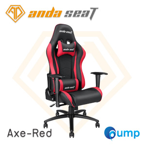 Anda Seat Axe Series Ergonomic Computer Chair - Black / Red