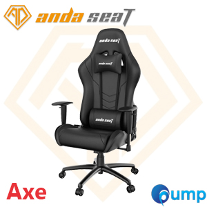 Anda Seat Axe Series Ergonomic Computer Chair - Black / Blue