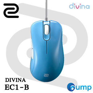 Zowie benQ EC1-B DIVINA Gaming Mouse - Blue