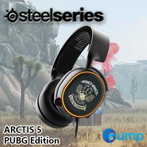 ขาย SteelSeries Arctis 5 PUBG Edition Wired 7 1 RGB Surround