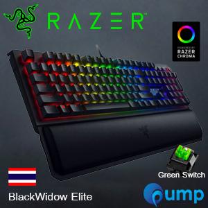 ขาย Razer BlackWidow Elite Mechanical Keyboard - New Green Switch