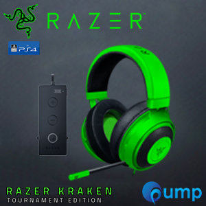Promotion - Razer Kraken Tournament Edition Gaming Headset - Green