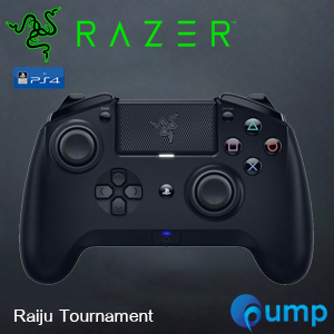 ขาย Razer Raiju Tournament Edition Wireless joystick for PS4