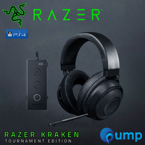 Promotion - Razer Kraken Tournament Edition Gaming Headset - Black