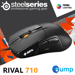 Steelseries Rival 710 Full Immersion Meets Ultimate Performance
