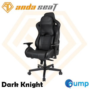 Anda Seat DARK KNIGHT Premium Gaming Chair - Black