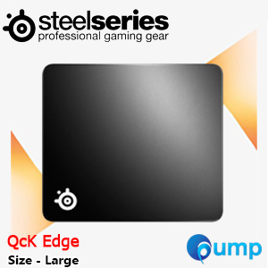 SteelSeries QcK Edge Gaming Mousepad - Large