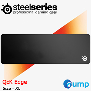 SteelSeries QcK Edge Gaming Mousepad - XL