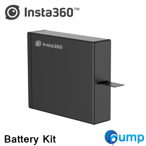 Insta360 Battery Kit For Camera 360 ONE X