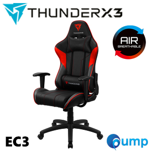 ThunderX3 EC3 Gaming Chair - Black/Red