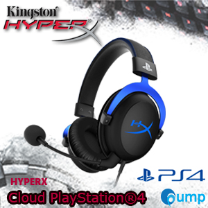 HyperX Cloud PlayStation®4 Gaming Headset