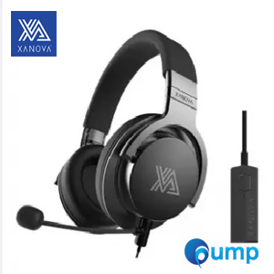 XANOVA JUTURNA-U 7.1 Surround Sound (Bass 3 Level) Gaming Headset