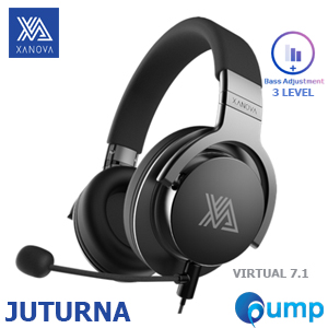 XANOVA JUTURNA Esport Gaming Headset (Bass 3 Level)