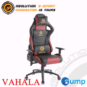 Neolution E-Sport Vahala Gaming Chair - Black/Red