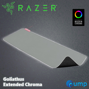 Razer Goliathus Extended Chroma Quartz Edition Gaming Mouse Mat
