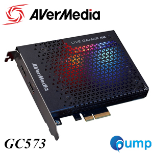 AVerMedia GC573 Live GAMER 4K HDR Capture Card