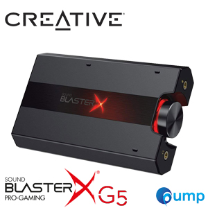 CREATIVE BLASTERX G5 7.1 HD Audio Portable