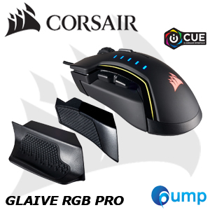 Promotion - Corsair GLAIVE RGB PRO Gaming Mouse