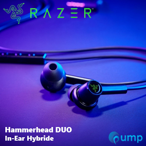 Razer Hammerhead Duo In Ear Headphone